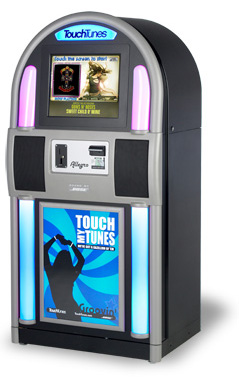 TouchTunes Juke Box